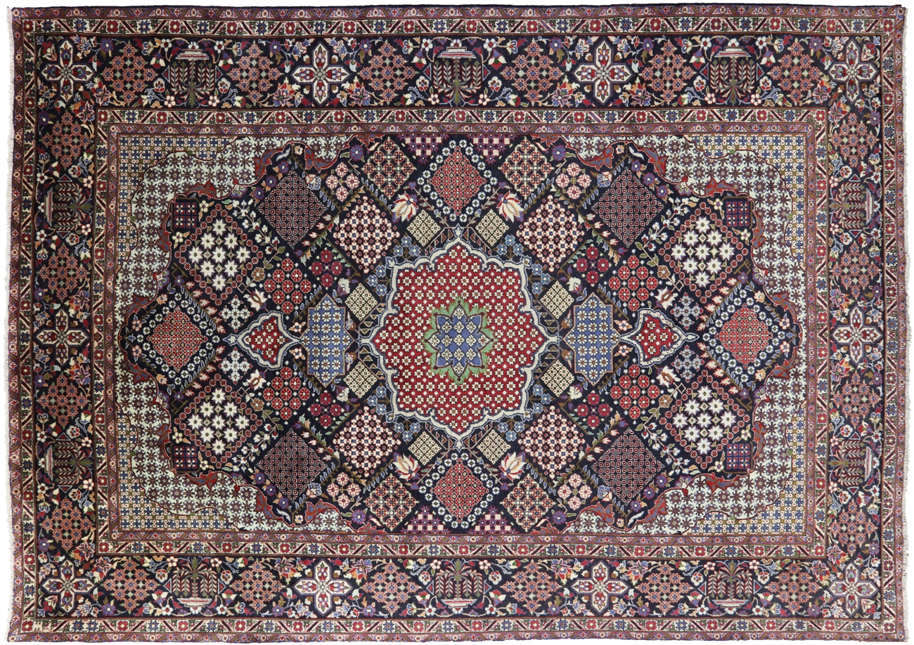 New Geometric Design Handmade Persian