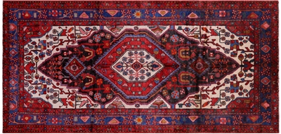 New Authentic Persian Nahavand Rug
