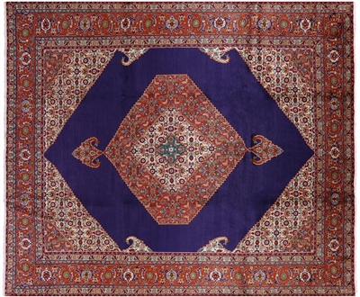 New Persian Tabriz Full Pile Rug
