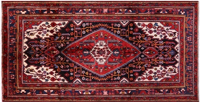 Full Pile Persian Nahavand Wool Rug