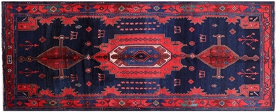 New Persian Hamadan Wool Rug