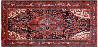 New Persian Nahavand Wool Rug