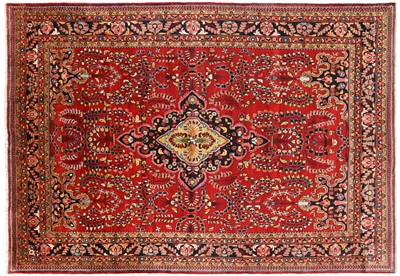 New Authentic Persian Lillian Full Pile Wool Rug