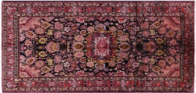 New Authentic Nahavand Handmade Rug