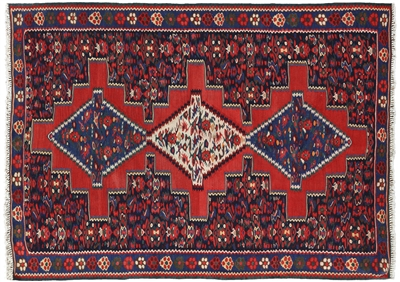 New Persian Kilim Hand Knotted Rug