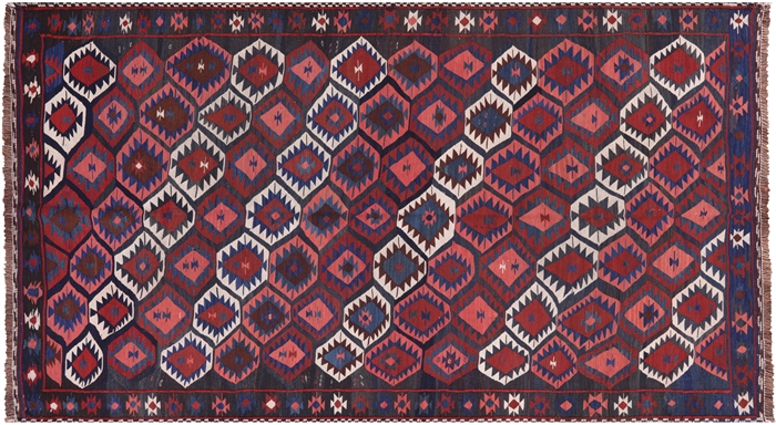 New Hand Knotted Persian Kilim Rug