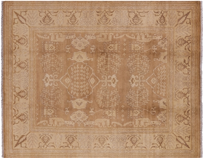 Oriental Persian Chobi Ziegler Hand Knotted Rug