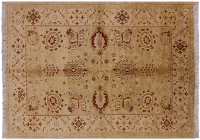 Peshawar Collection Oriental Signed Rug