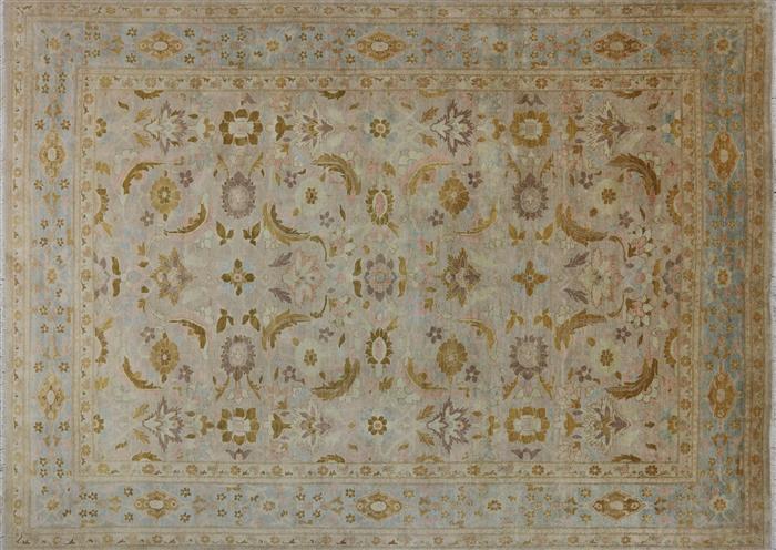 10 X 14 Peshawar Serapi Oriental Rug W1617