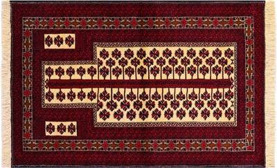 Persian Wool on Wool Rug