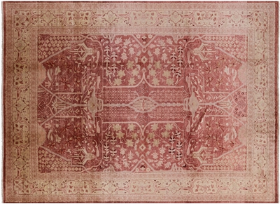 Peshawar Oriental Hand Knotted Rug