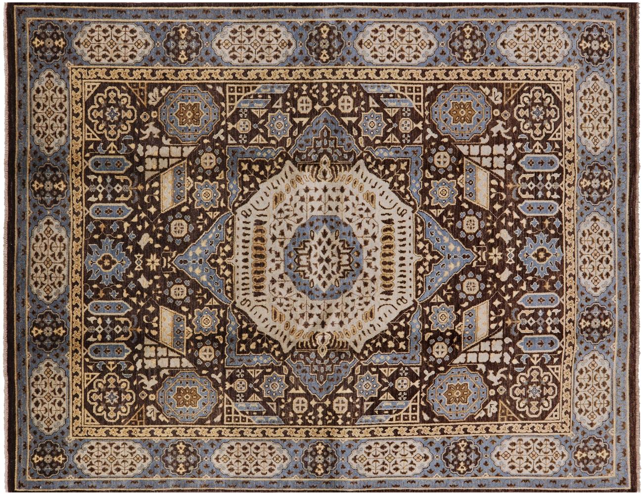 oriental peshawar quality mamluk design area rug