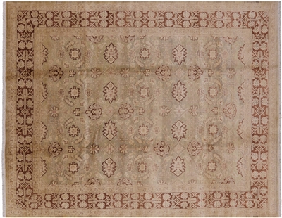 Oriental Chobi Peshawar Hand Knotted Area Rug