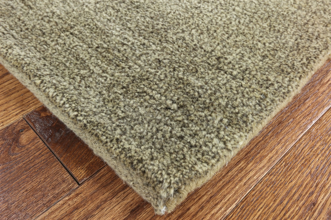 9 X12 Hand Knotted Oriental Moroccan Berber Wool Area Rug