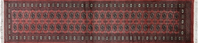 Tribal Wool Hand Knotted Runner