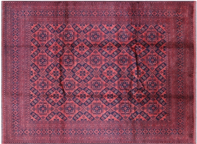 Beljik Oriental Wool on Wool Hand Knotted Rug