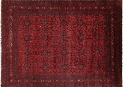 Oriental Beljik Hand Knotted Wool on Wool Rug