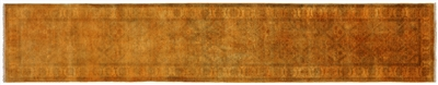Runner Persian Hand Knotted Wool Rug