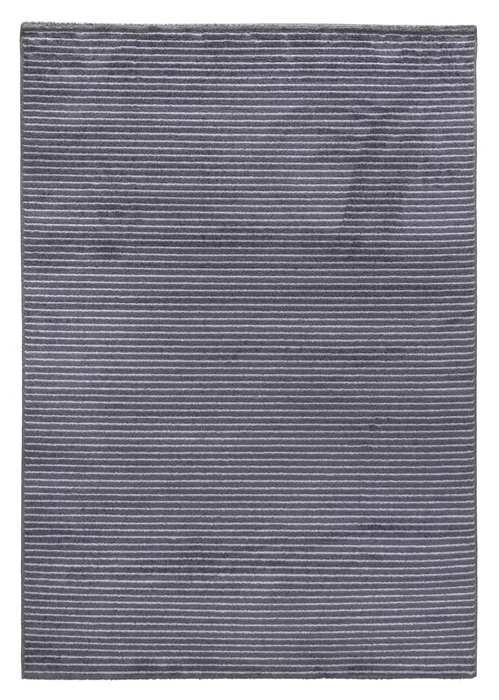 Ambience Stripes Rug - Dark Grey/Grey