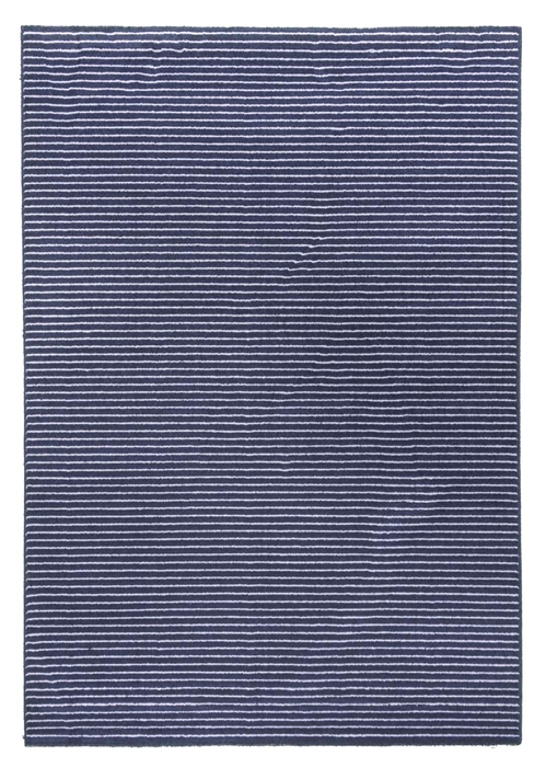 Ambience Stripes Rug - Navy/Cream