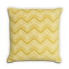 Chevron Cushion - Yellow