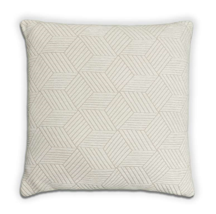 Cube Cushion - Cream