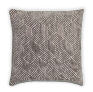 Cube Cushion - Grey