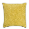 Cube Cushion - Yellow