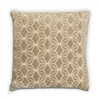 Geo Cushion - Taupe