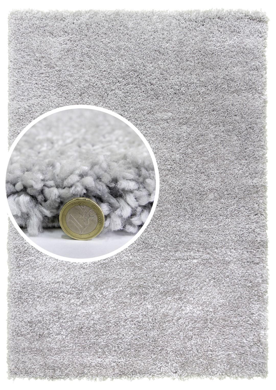 Cosy Rug Light Grey