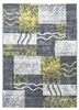 Primo-Modern-Rug-Grey-yellow-E335A