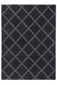 toscana lattice grey  rug