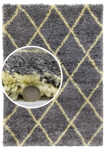 Fantasy-Rug-Dark-Grey-Yellow