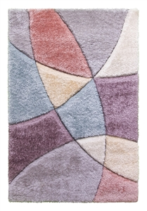 passion-dynamic-3d-shaggy-rug-multicoloured