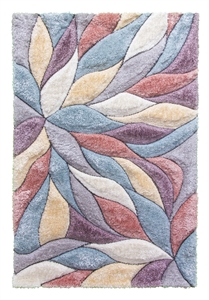 passion-bloom-3d-shaggy-rug-multicoloured