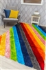 paradise-spectrum-3d-shaggy-rug-multicoloured