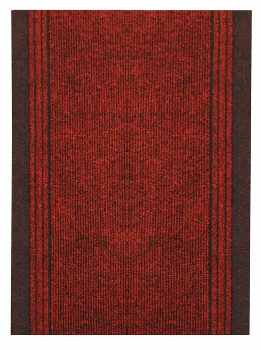 Sydney Kitchen Hall Runner Mat Red