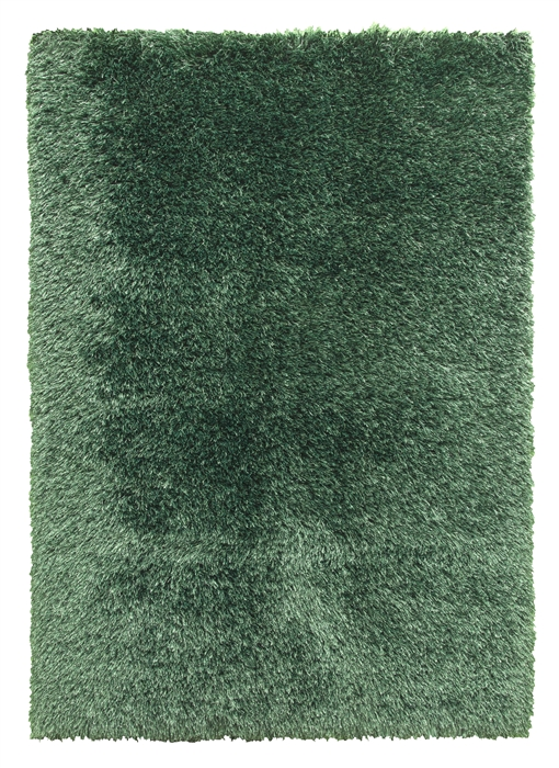 Bentley Shaggy Rug - Green
