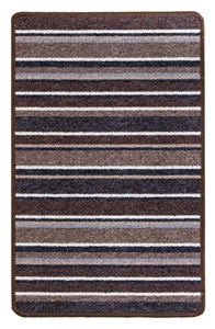 Bingo Kitchen Mat - Brown