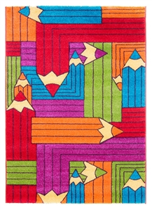 Children's-Pencils-Rug