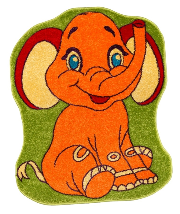 Elephant-Children's-Rug