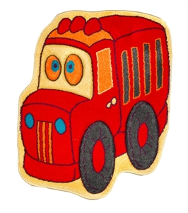 Bus-Children's-Rug