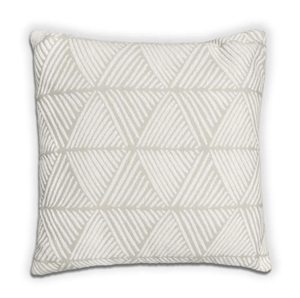 Palm Cushion - Cream