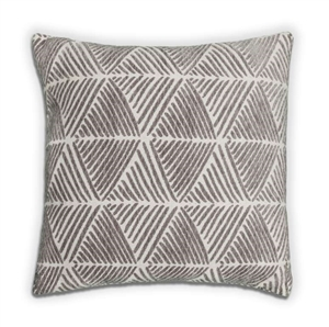 Palm Cushion - Grey