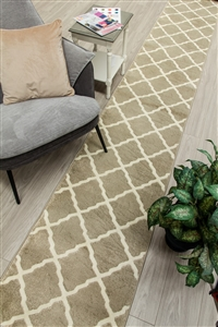 Toscana hall stair runner beige