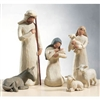 Willow Tree 6 Piece Nativity Set Figurines