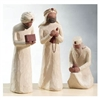 Willow Tree 3 Wise Men Nativity Figurines