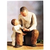 Willow Tree Grandfather Family Figurine
