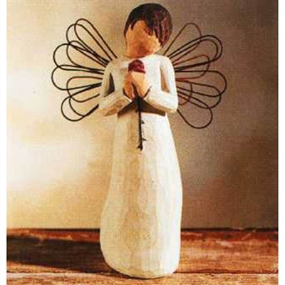 Willow Tree Loving Angel Figurine (Retired)