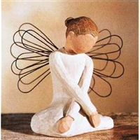 Willow Tree Serenity Angel Figurine (Retired)
